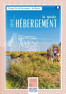 Guide Hébergement Bretagne Plein Sud 2017