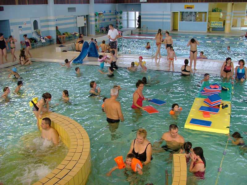 Sports and leisure piriac sur mer for Chatelaillon piscine