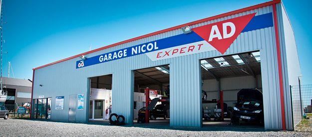 Commerces et services piriac sur mer for Garage ad vigneux sur seine