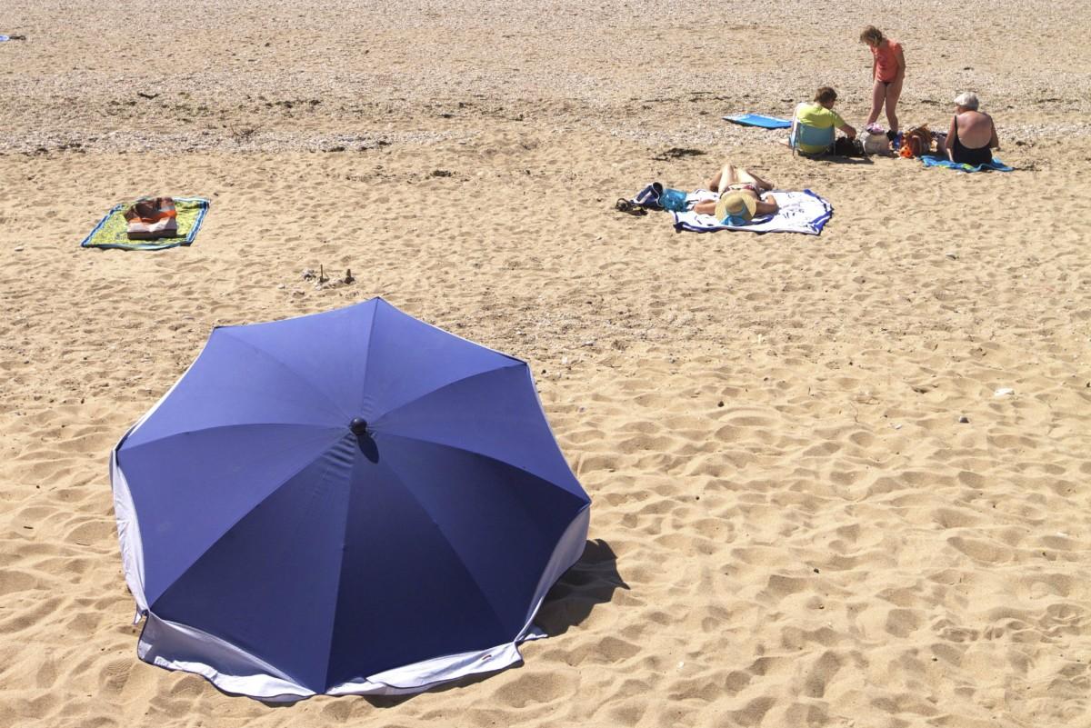 Aller à la plage à Mesquer-Quimiac