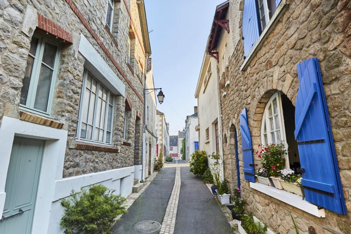 Batz-sur-Mer, petite cité de caractère