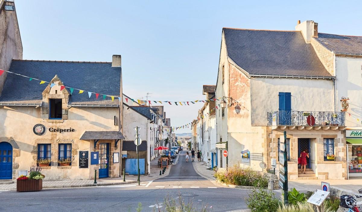 Commerces et services de Batz-sur-Mer pendant le confinement