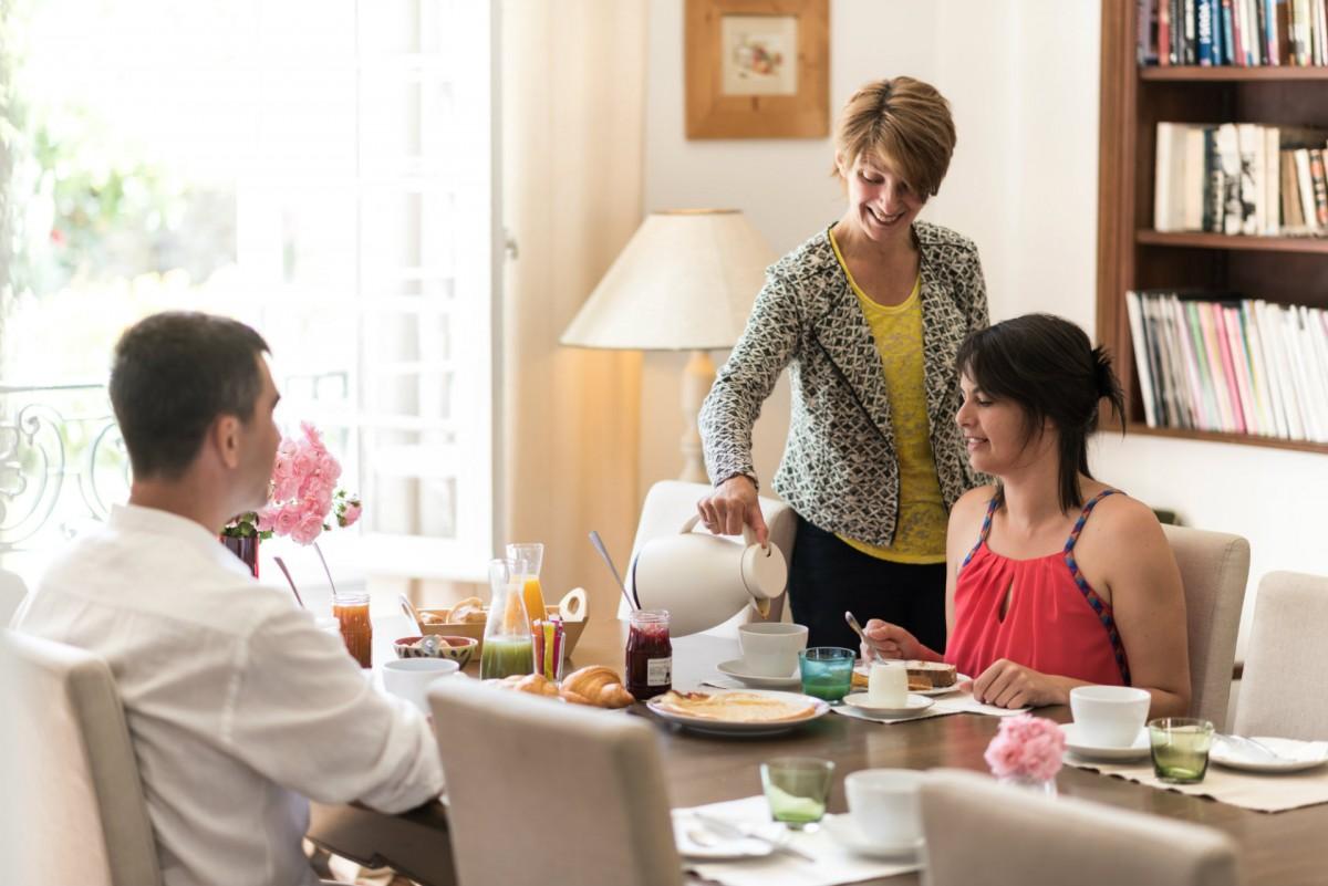 Chambres d'hôtes engagées Développement durable