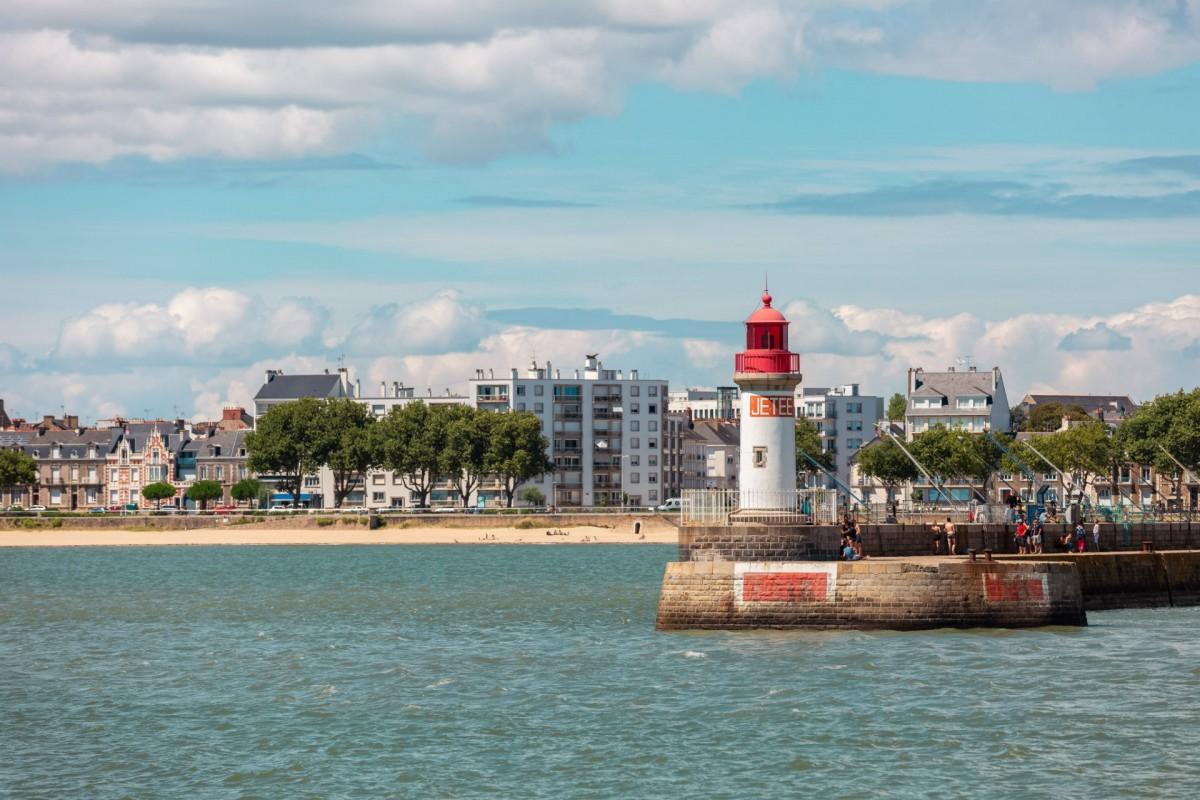L'estuaire de la Loire, de Nantes à Saint-Nazaire