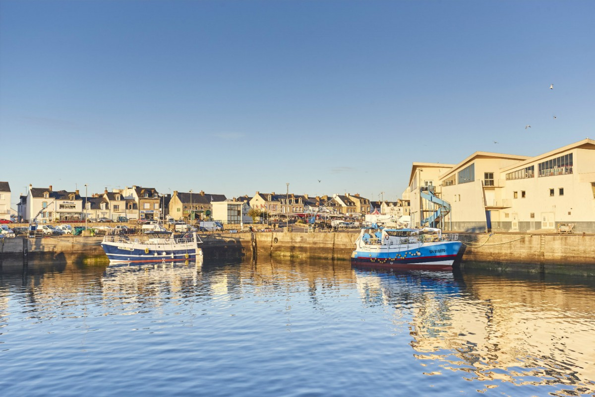 La Turballe, port de pêche