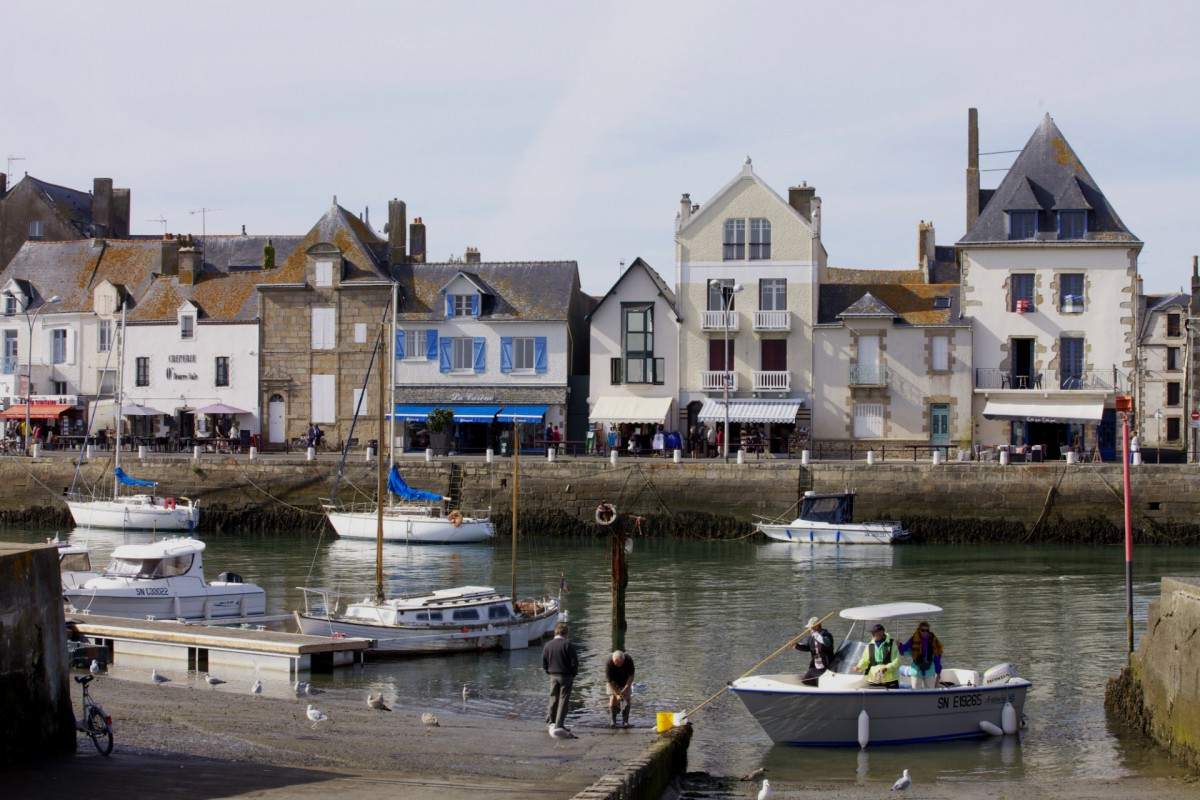 Port du Croisic - Teddy Locquard