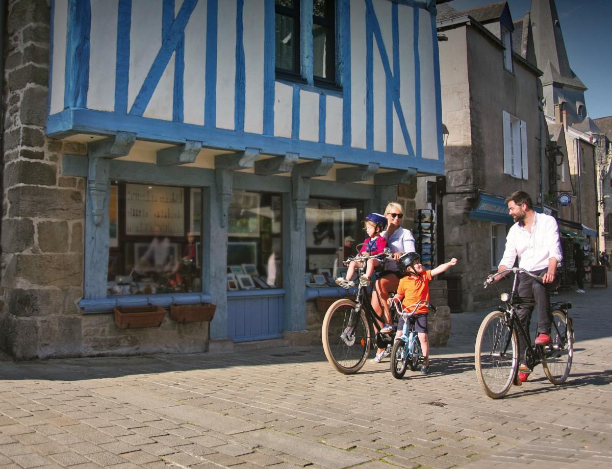 Idée séjour vélo : 2 jrs / 1 nuit, à partir de 190€/pers.