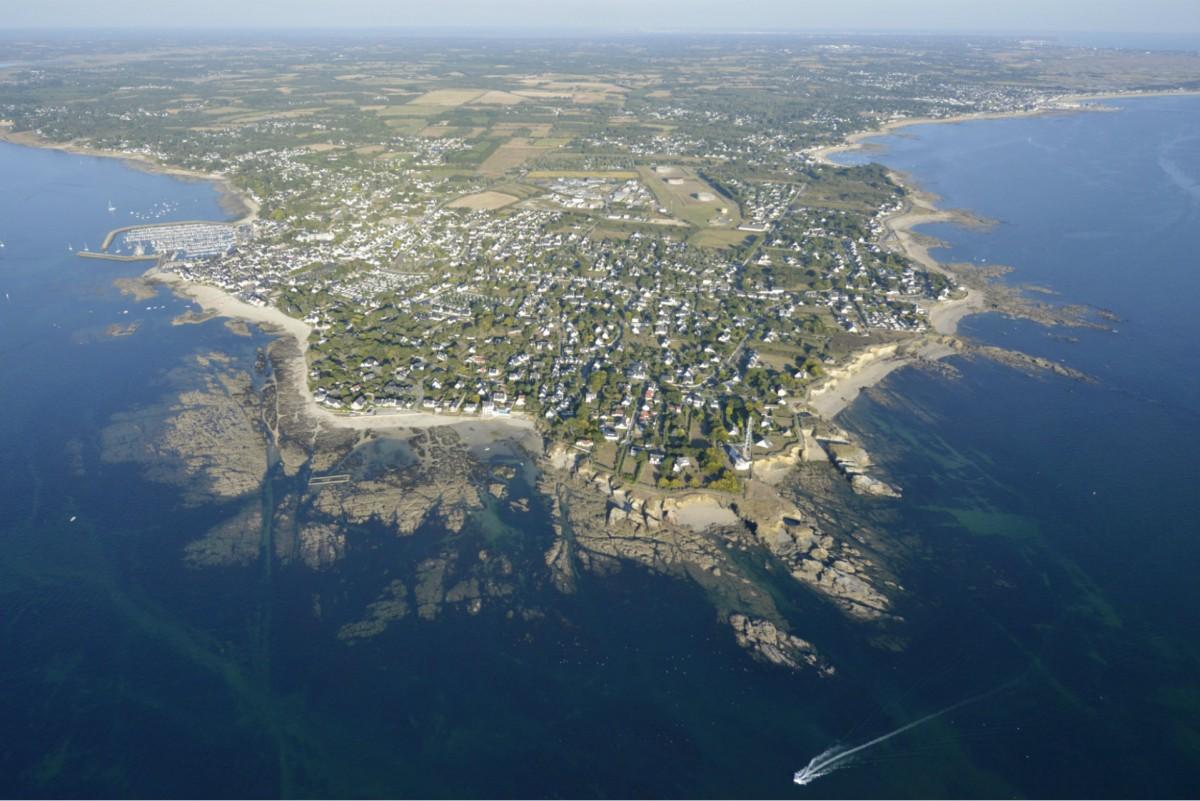 Anreise in La Baule und der Halbinsel Guérande