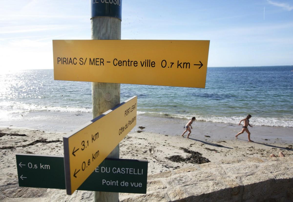 Randonnées & circuits vélo à Piriac-sur-Mer