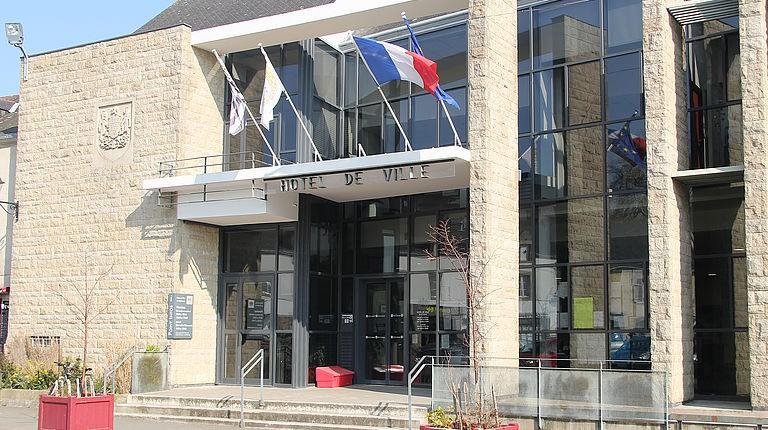 Services publics à Guérande