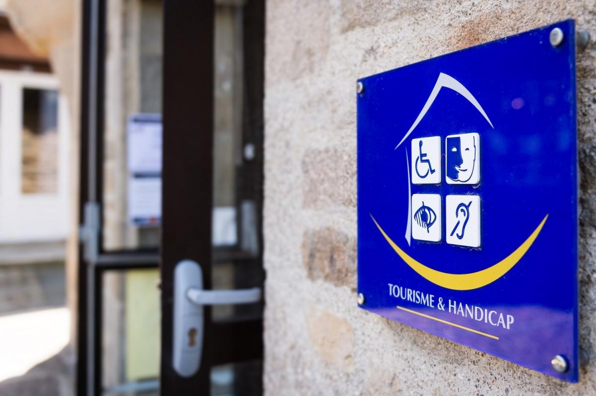 """Certification """"Tourisme et Handicap"""""""