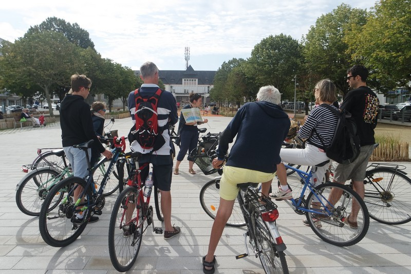Cycling guided tours