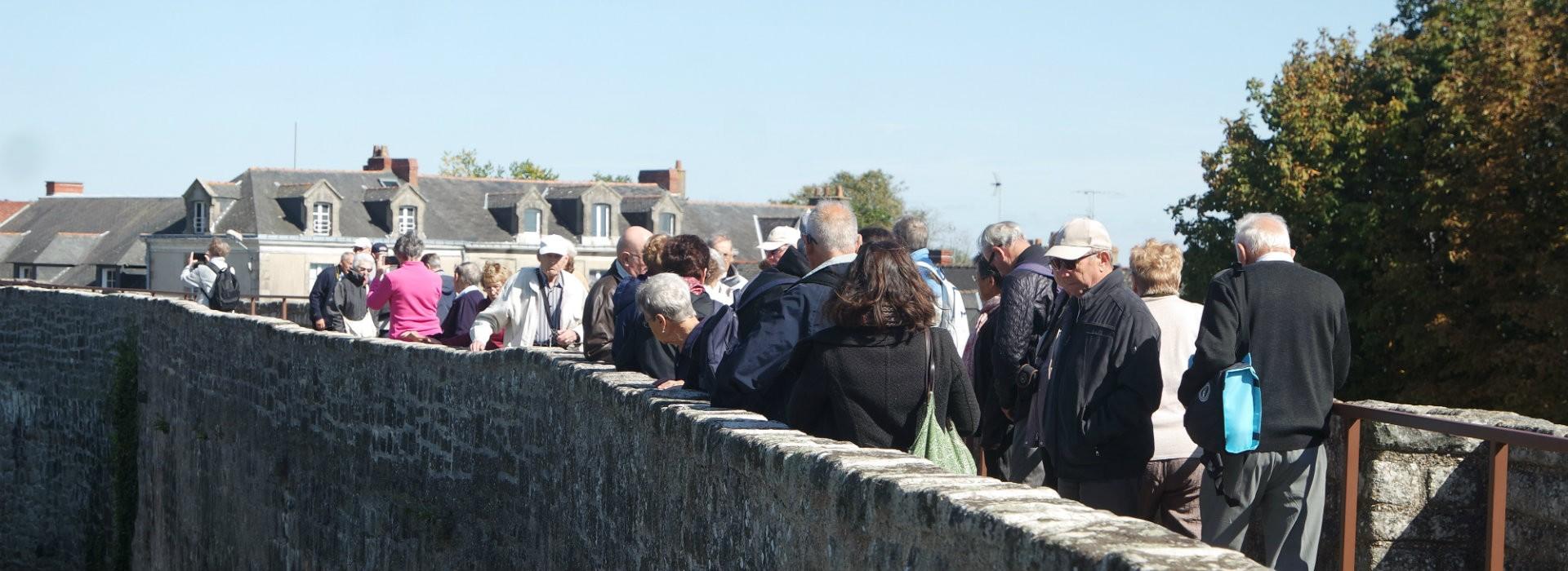Groupes & Scolaires - OT La Baule Presqu'île de Guérande
