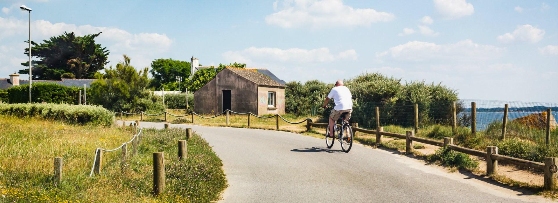 A vélo à Pénestin