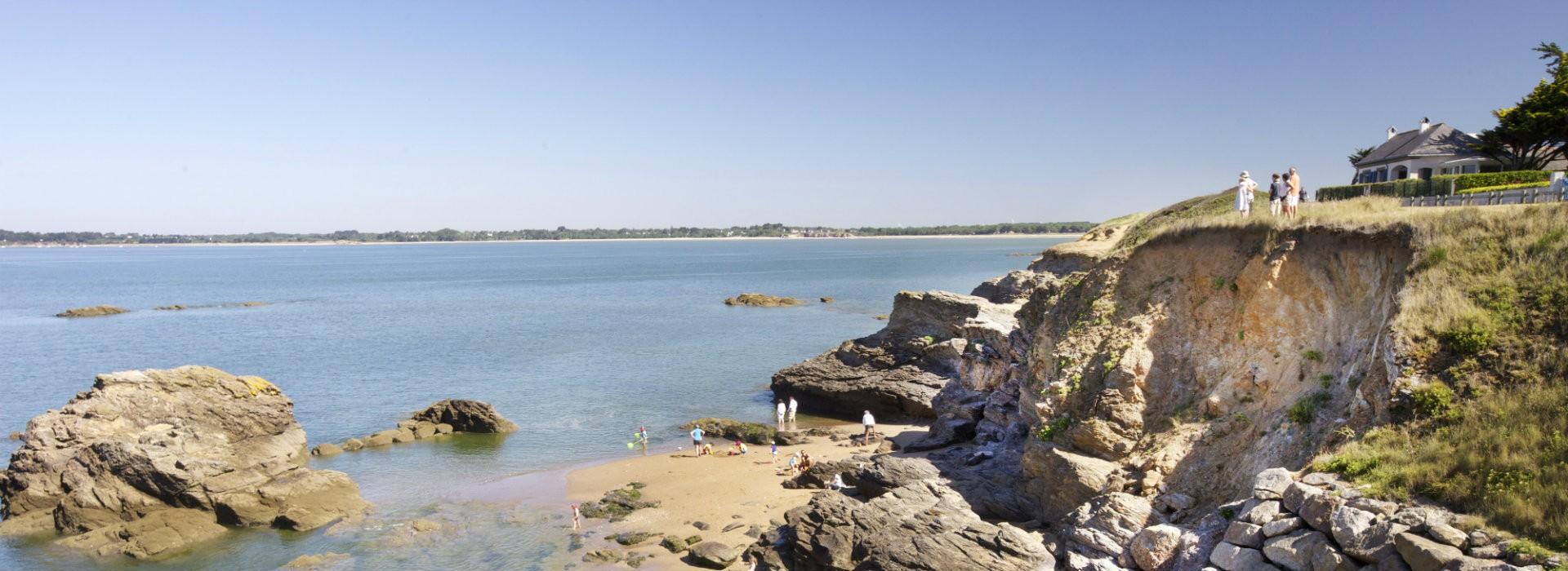 Baie de Pen Bé à Assérac