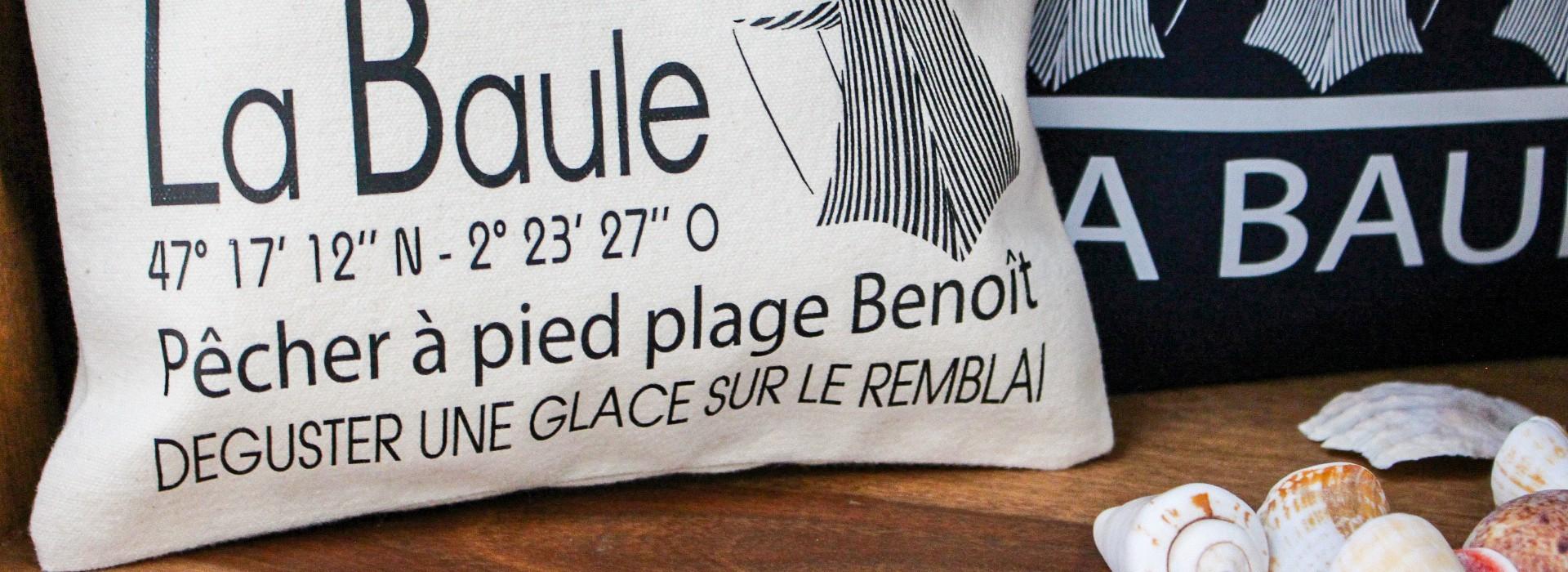 Boutique en ligne - accessoires - Office de tourisme la baule presqu'ile de guerande