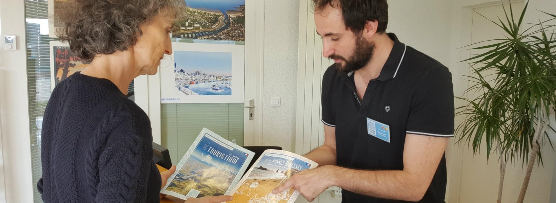 Nous contacter - OT La Baule Presqu'île de Guérande