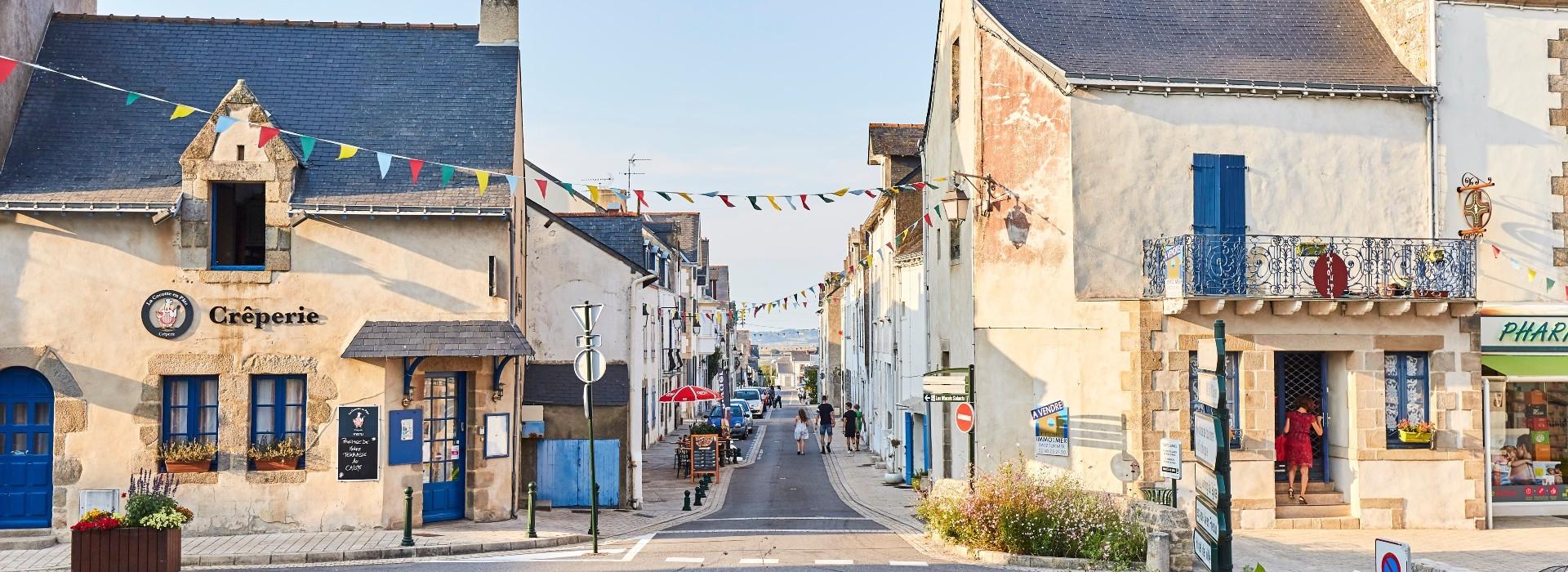 Commerces et services de Batz-sur-Mer