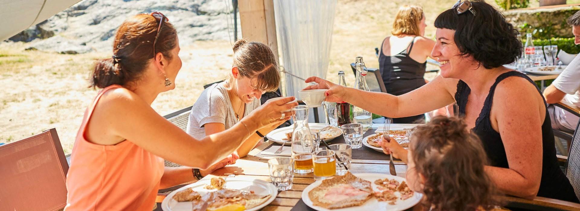 Crêperies, restaurants et bars à Guérande - Alexandre Lamoureux