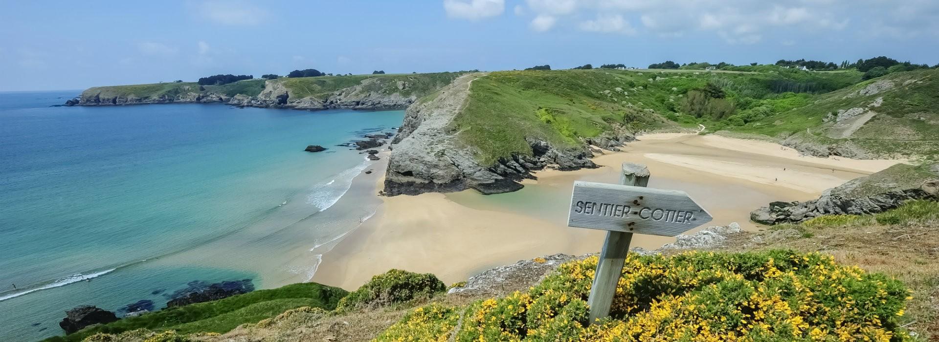 Cap vers Houat, Hoëdic et Belle-Île-en-Mer - CRT Bretagne - Le Gal Yannick