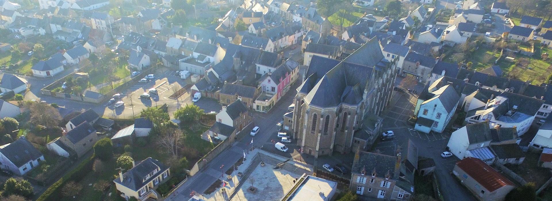 Balade dans le bourg d'Herbignac - Mairie d'Herbignac