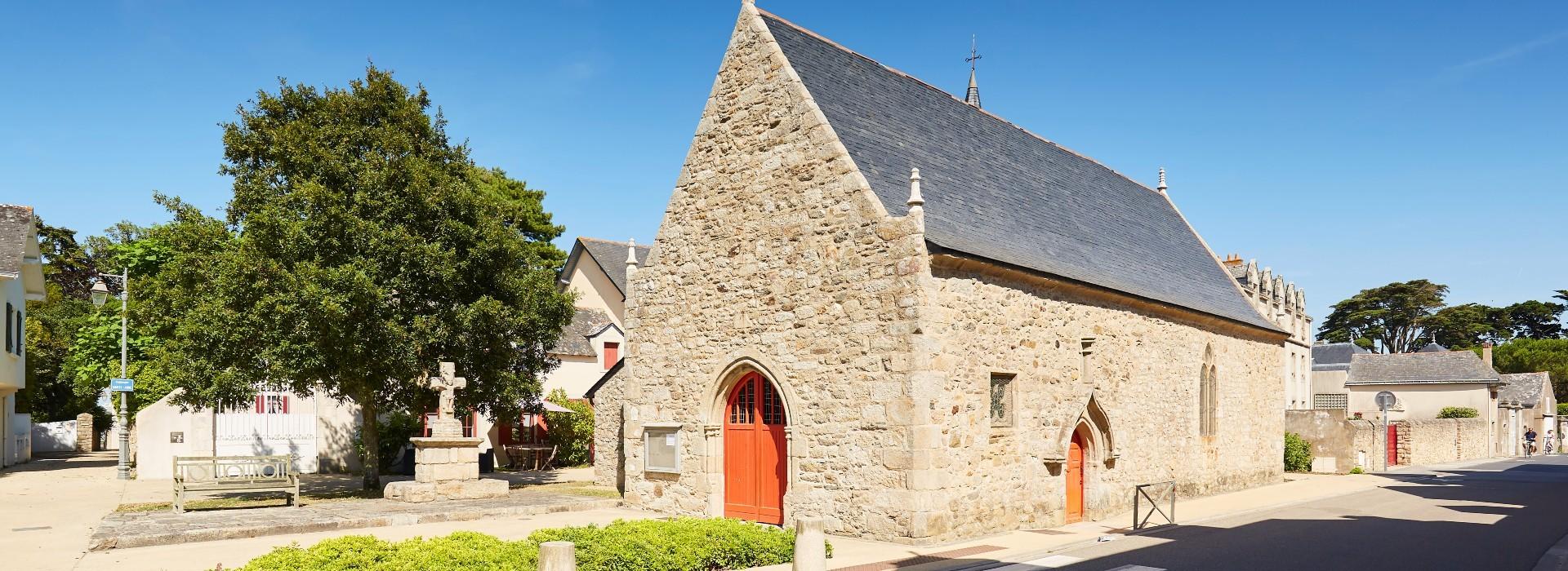 L'Art au gré des Chapelles en presqu'île de Guérande 2021