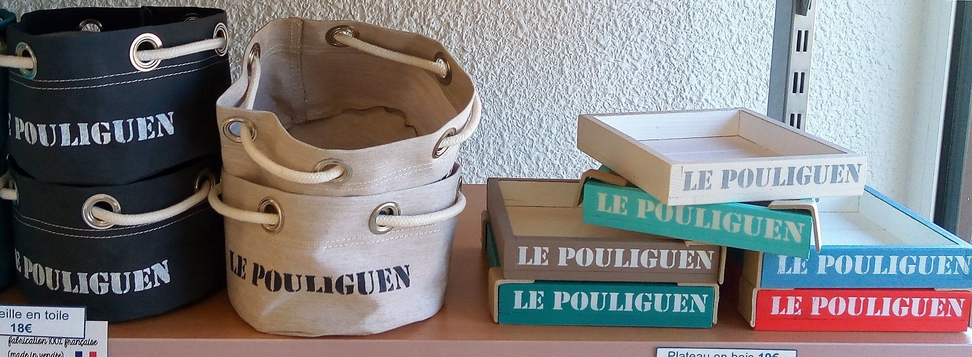 La Boutique de l'Office de Tourisme - Pouliguen