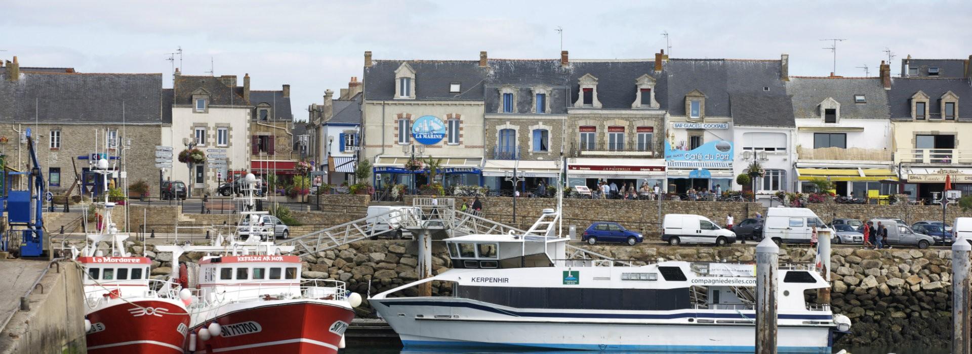 Le port de La Turballe - Mairie La Turballe