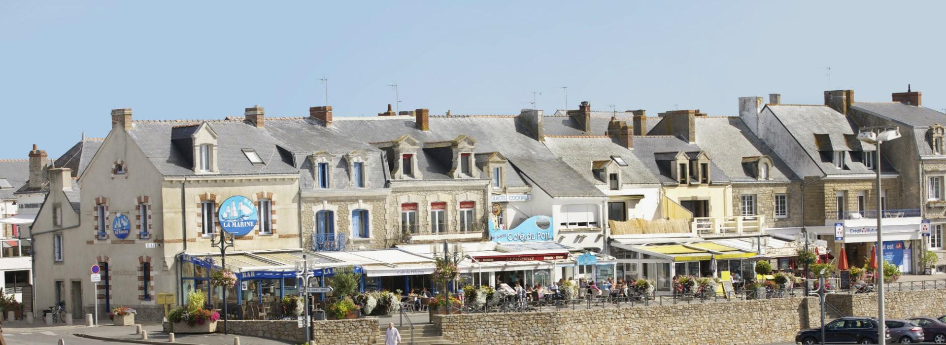 Restaurants et produits locaux à La Turballe - Teddy Locquard