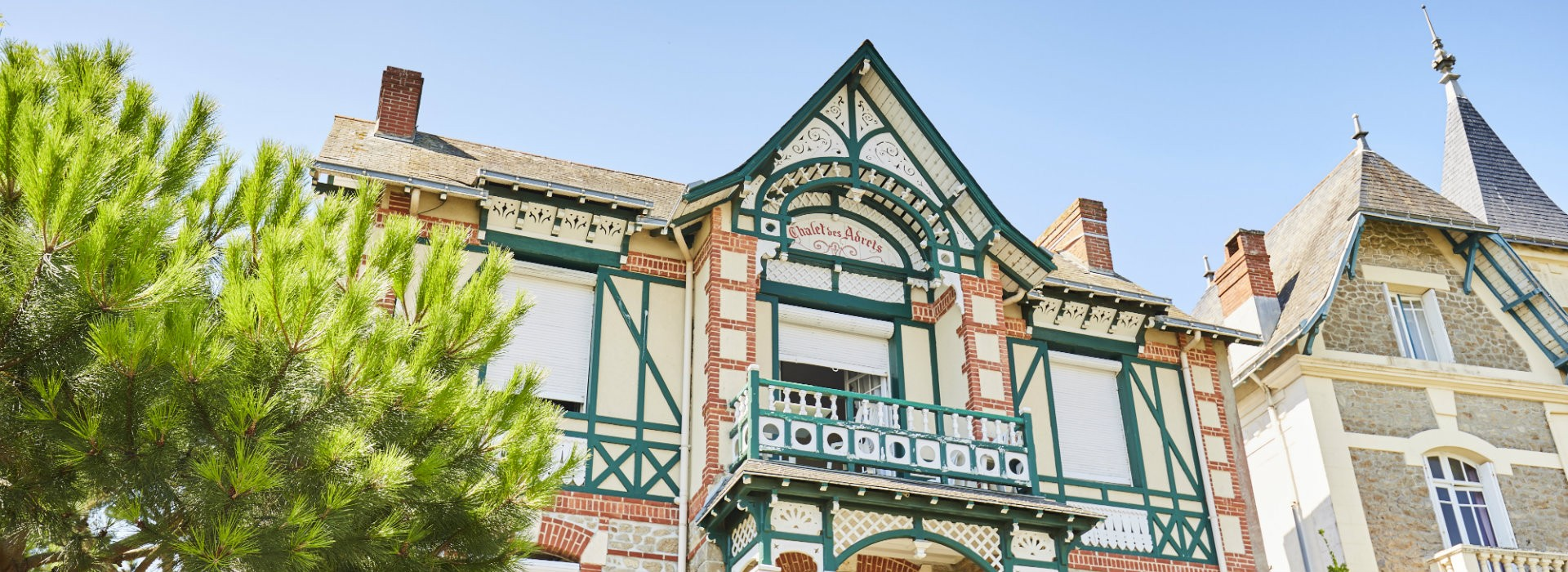 Les villas de La Baule - Alexandre Lamoureux