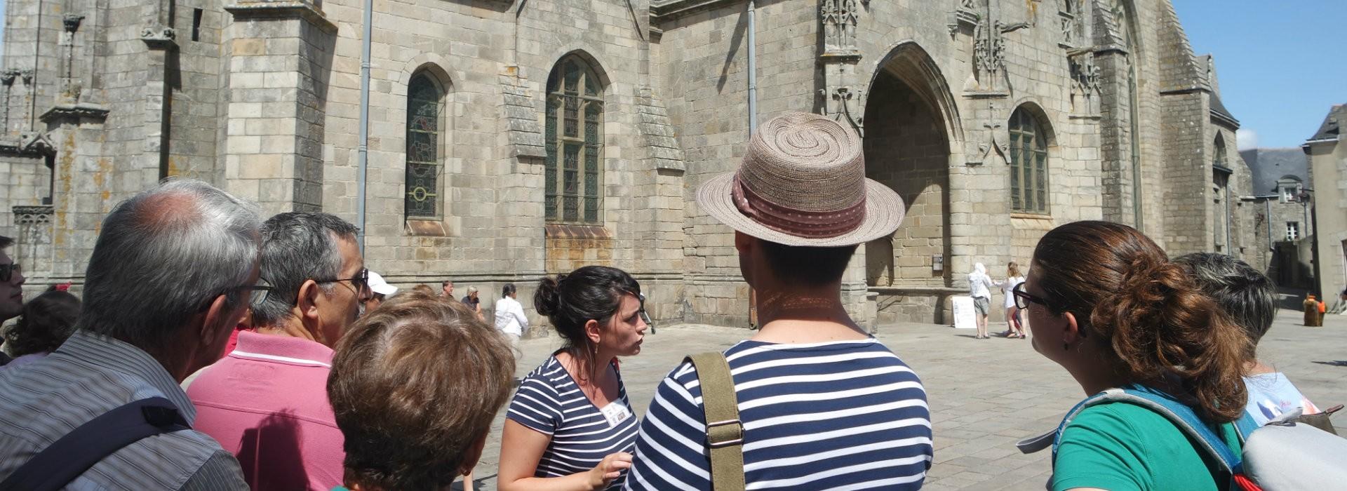 Visites guidées - OT La Baule Presqu'île de Guérande