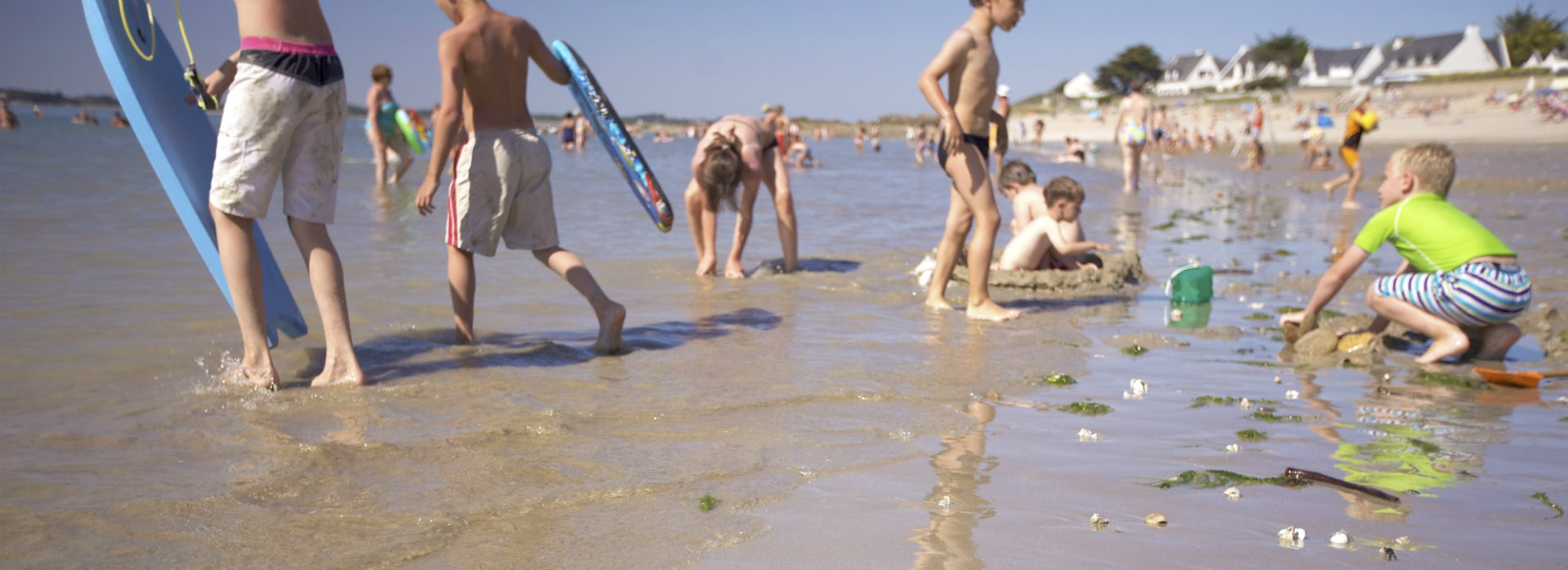 Les bons gestes à la plage - Teddy Locquard
