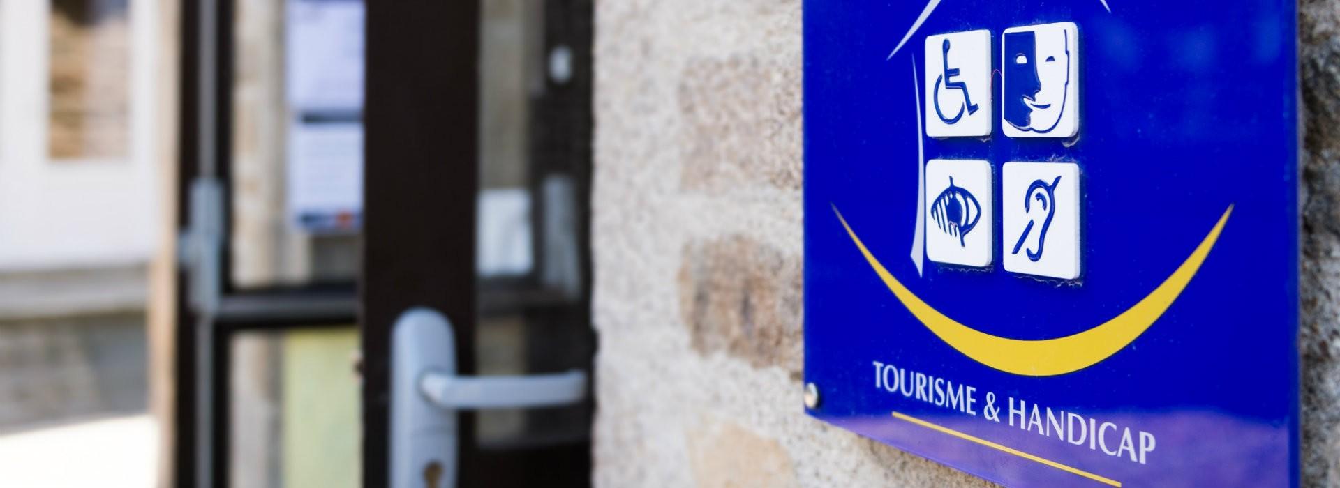 Marque Tourisme et Handicap La Baule Presqu'île de Guérande