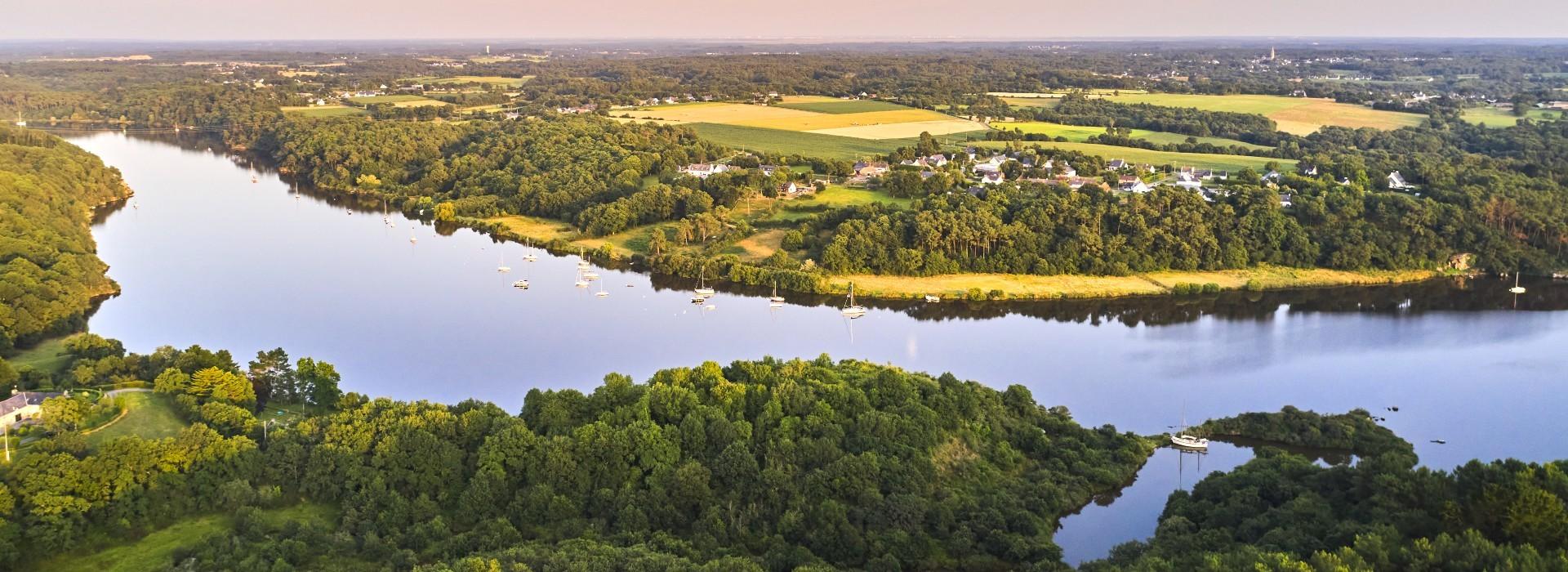 The banks of 'La Vilaine'