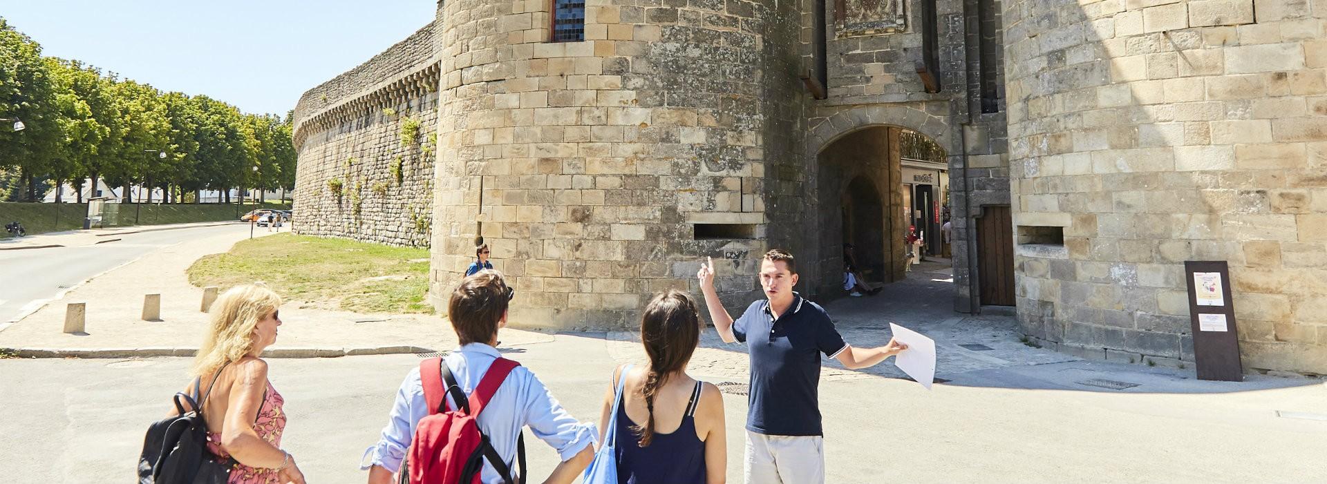 Visite guidée de Guérande