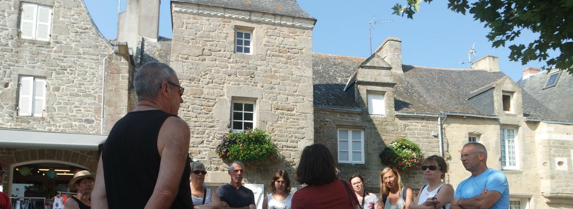 Visites guidées ou accompagnées - OTI La Baule Presqu'île de Guérande