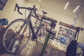 Les réparateurs de vélo
