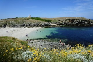 The islands of : Belle Ile en Mer, Houat, Hoëdic...