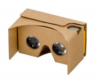 Fabrication d'un Cardboard