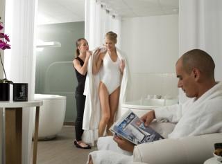 A spa break