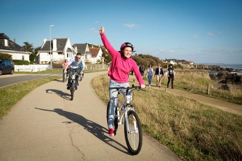 Bretagne plein Sud à vélo