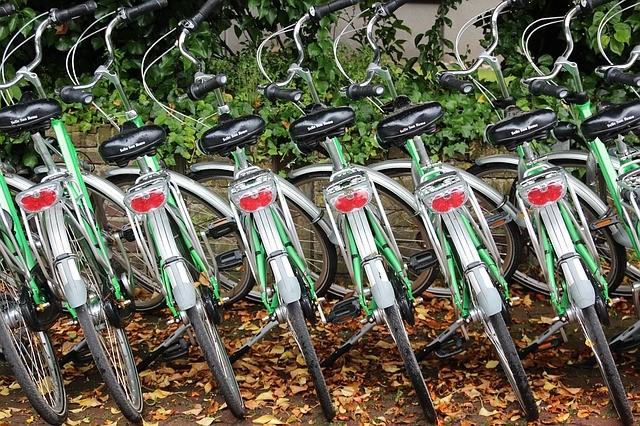 Les locations de vélo