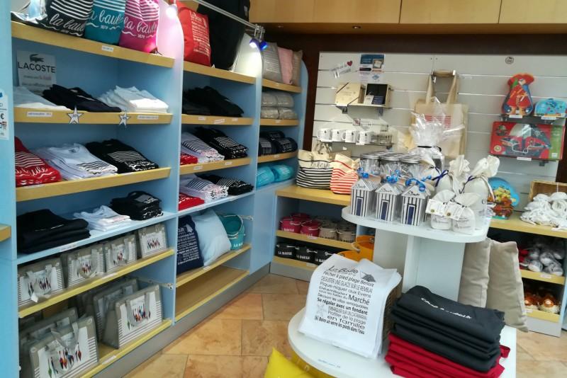 Boutique de l'Office de Tourisme de La Baule - OTLBPG