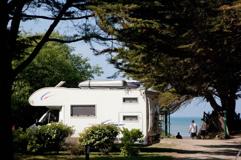 Aires pour camping-cars