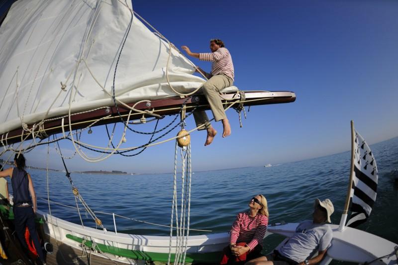 Explorez, participez... devenez marin d'un jour - CRT Bretagne Gladu Ronan