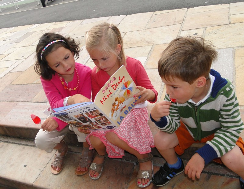 Bretagne Plein Sud through the eyes of a child