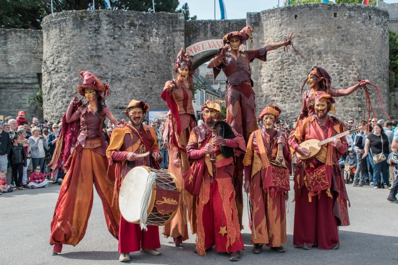 Fêtes et festivals - Office de tourisme La Baule Presqu'île de Guérande