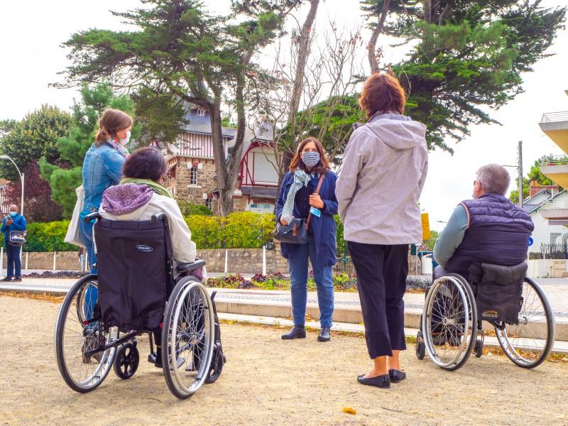 Groupes en situation de handicap