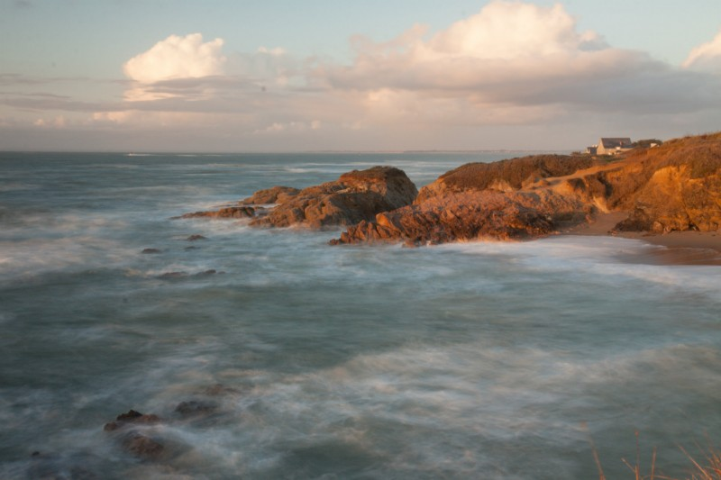 Côte sauvage de Piriac-sur-mer - Bruno Schoch