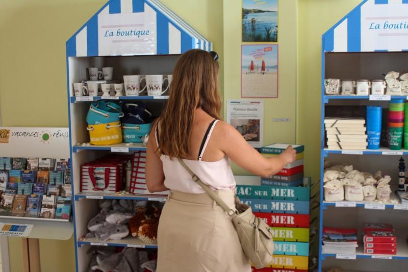 La Boutique de l'Office de Tourisme - Piriac
